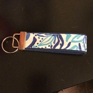Lily Pulitzer Key chain